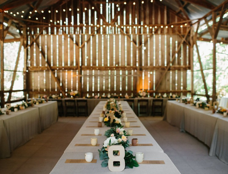 Santa Barbara Barn Wedding 313