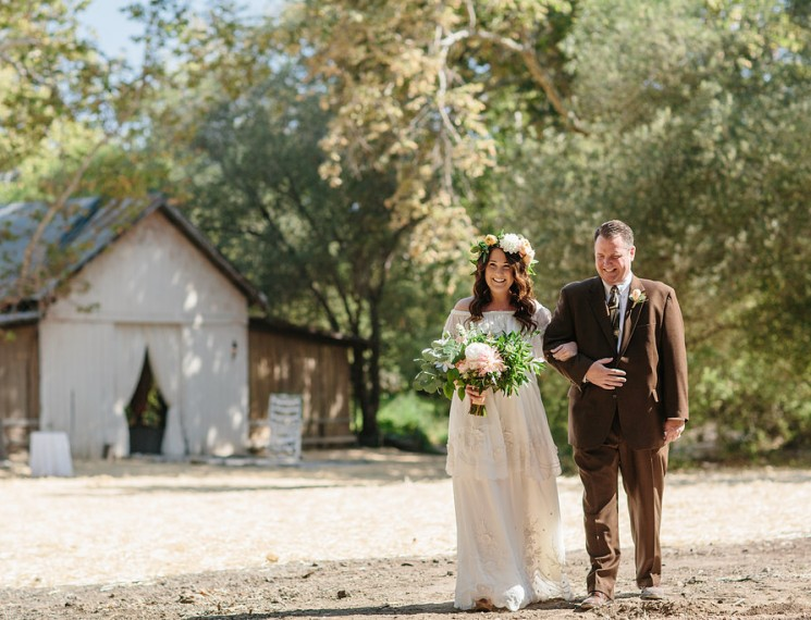 Santa Barbara Barn Wedding 374